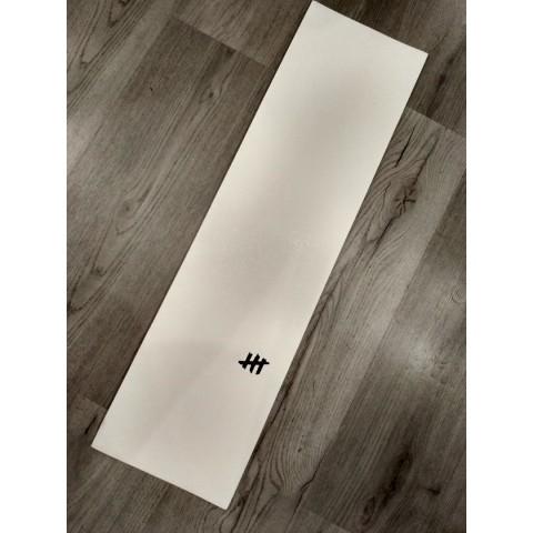 Шкурка Slackers  Прозрачная с черным минилого  -9x33